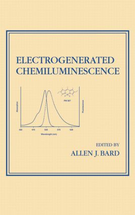 Electrogenerated Chemiluminescence: 1st Edition (Hardback) book cover