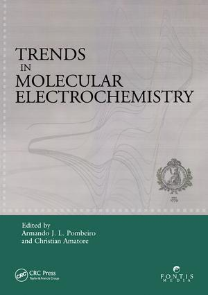 Trends in Molecular Electrochemistry: 1st Edition (Hardback) book cover