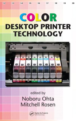 Color Desktop Printer Technology book cover