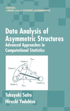 Data Analysis of Asymmetric Structures: Advanced Approaches in Computational Statistics book cover