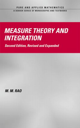 Measure Theory and Integration: 2nd Edition (Hardback) book cover