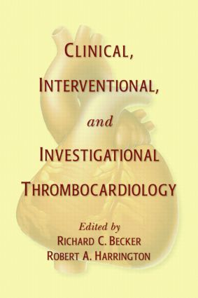 Clinical, Interventional and Investigational Thrombocardiology book cover