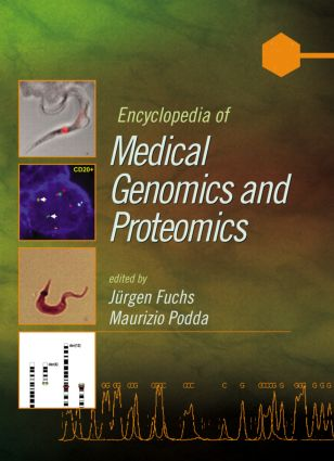 Encyclopedia of Medical Genomics and Proteomics, Online Version: 1st Edition (Hardback) book cover