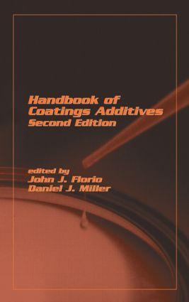 Handbook Of Coating Additives: 2nd Edition (Hardback) book cover