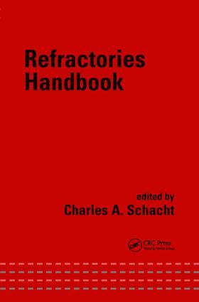 Refractories Handbook: 1st Edition (Hardback) book cover