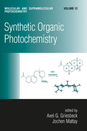 Synthetic Organic Photochemistry book cover