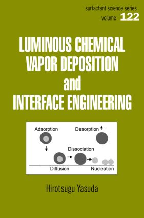 Luminous Chemical Vapor Deposition and Interface Engineering: 1st Edition (Hardback) book cover