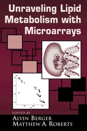Understanding Lipid Metabolism with Microarrays and Other Omic Approaches: 1st Edition (Hardback) book cover