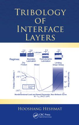 Tribology of Interface Layers: 1st Edition (Hardback) book cover