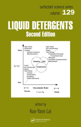 Liquid Detergents book cover