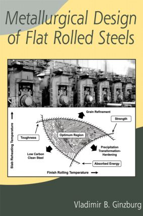 Metallurgical Design of Flat Rolled Steels book cover
