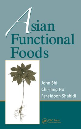 Asian Functional Foods book cover