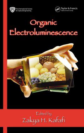 Organic Electroluminescence: 1st Edition (Hardback) book cover