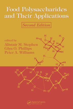 Food Polysaccharides and Their Applications: 2nd Edition (Hardback) book cover