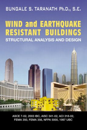 Wind and Earthquake Resistant Buildings: Structural Analysis and Design book cover