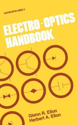 Electro-Optics Handbook: 1st Edition (Hardback) book cover