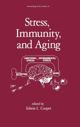 Stress, Immunity, and Aging book cover