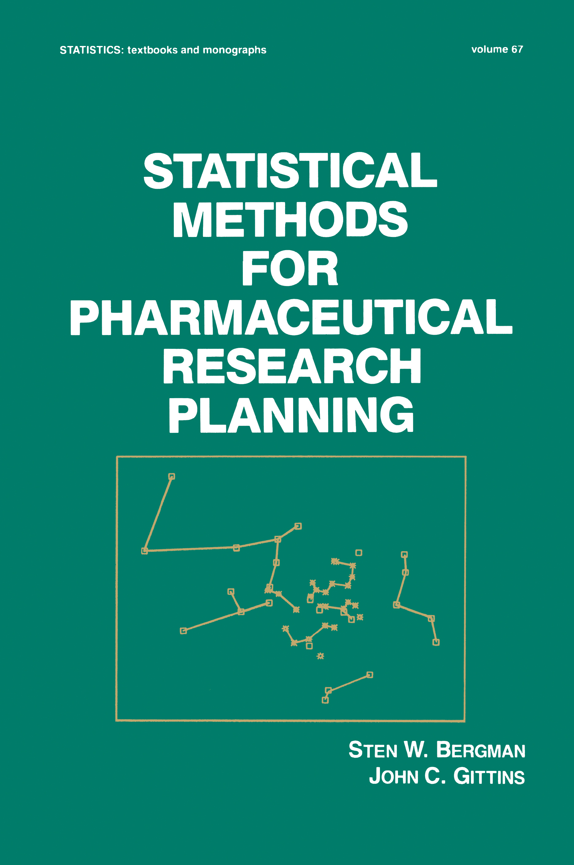 Statistical Methods for Pharmaceutical Research Planning (Hardback) book cover