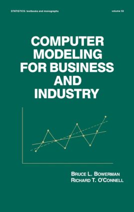 Computer Modeling for Business and Industry: 1st Edition (Hardback) book cover