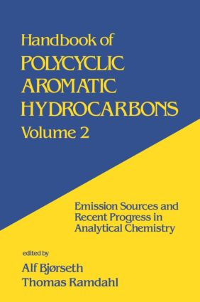 Handbook of Polycyclic Aromatic Hydrocarbons: Emission Sources and Recent Progress in Analytical Chemistry--Volume 2:, 1st Edition (Hardback) book cover