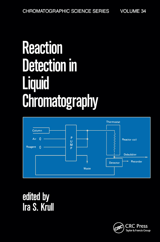 Enzyme Reaction Detectors in HPLC
