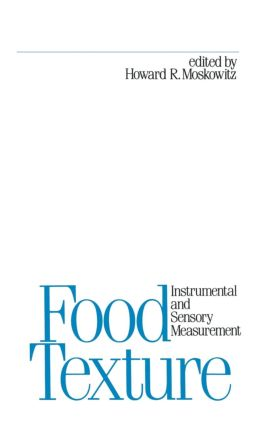 Food Texture: 1st Edition (Hardback) book cover