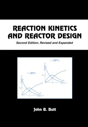 Reaction Kinetics and Reactor Design: 2nd Edition (Hardback) book cover