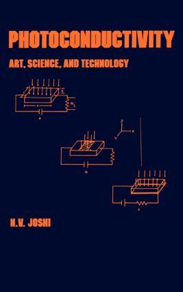 Photoconductivity: Art: Science & Technology, 1st Edition (Hardback) book cover