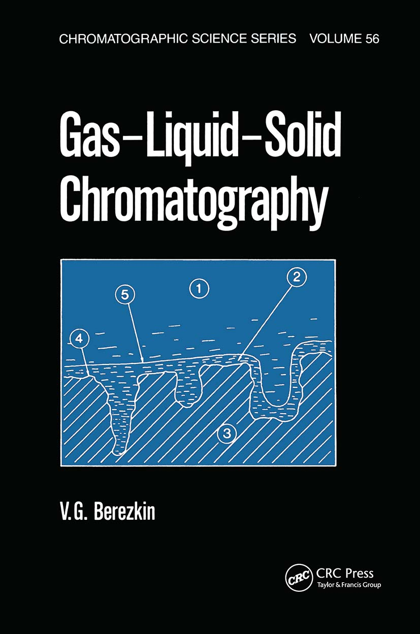 Gas-Liquid-Solid Chromatography: 1st Edition (Hardback) book cover