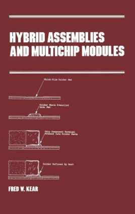 Hybrid Assemblies and Multichip Modules book cover