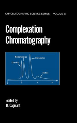 Complexation Chromatography book cover