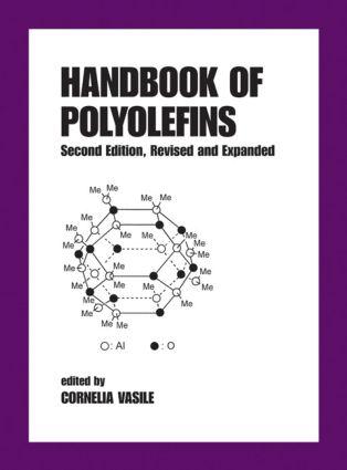 Handbook of Polyolefins: 2nd Edition (Hardback) book cover