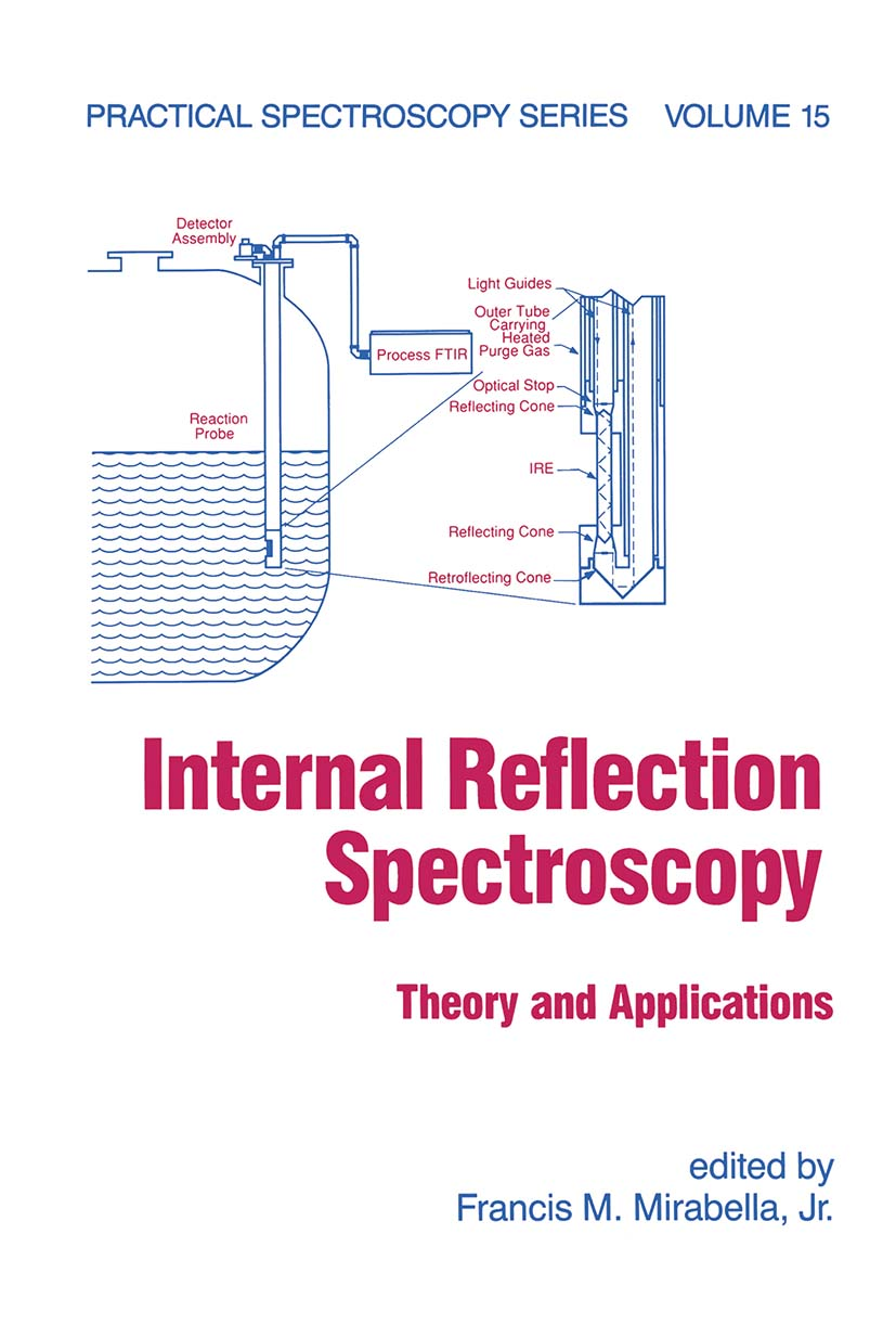 Internal Reflection Spectroscopy: Theory and Applications book cover