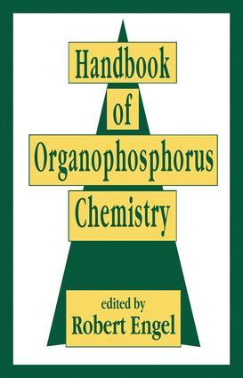 Handbook of Organophosphorus Chemistry book cover