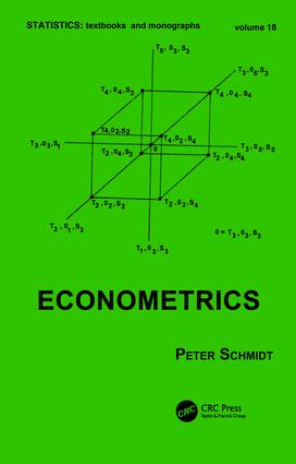 Econometrics (Hardback) book cover