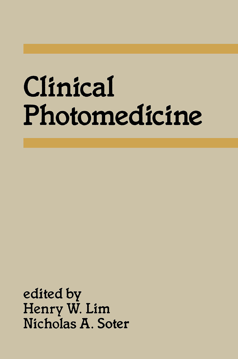 Clinical Photomedicine book cover