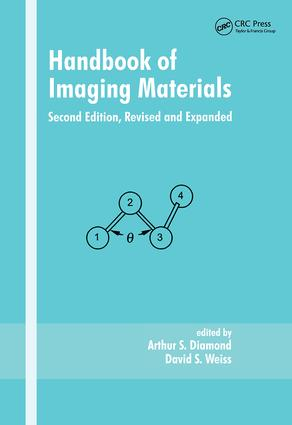 Handbook of Imaging Materials: 2nd Edition (Hardback) book cover