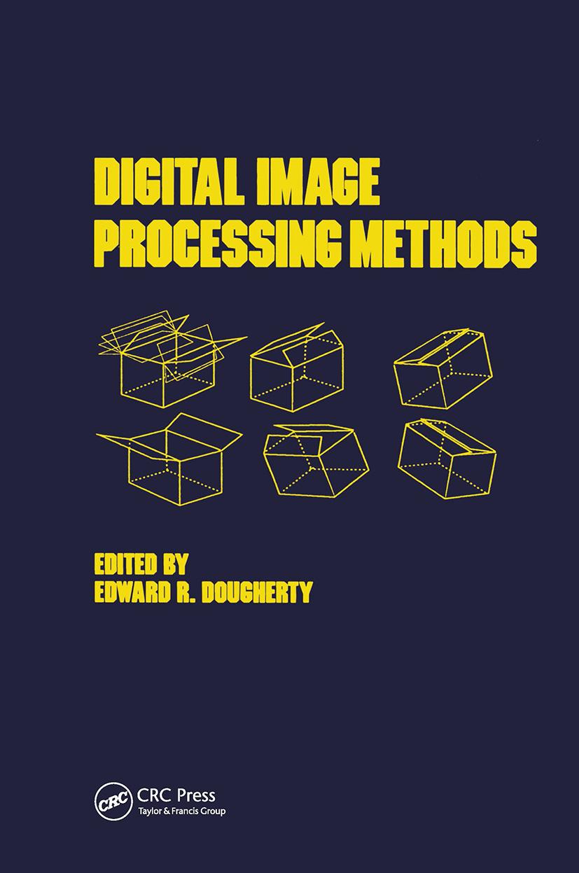 Digital Image Processing Methods: 1st Edition (Hardback) book cover