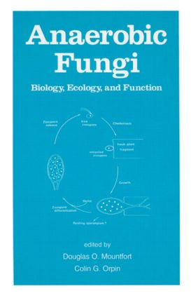 Anaerobic Fungi: Biology: Ecology, and Function, 1st Edition (Hardback) book cover