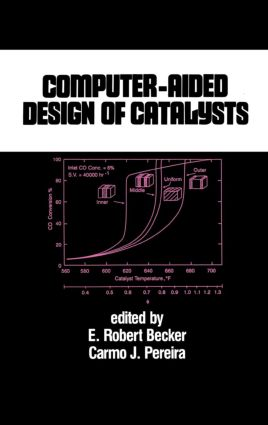 Computer-Aided Design of Catalysts: 1st Edition (Hardback) book cover