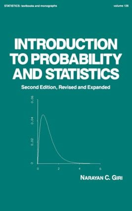 Introduction to Probability and Statistics book cover