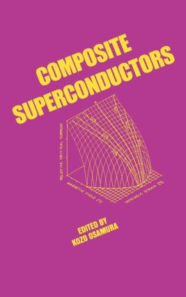 Composite Superconductors: 1st Edition (Hardback) book cover