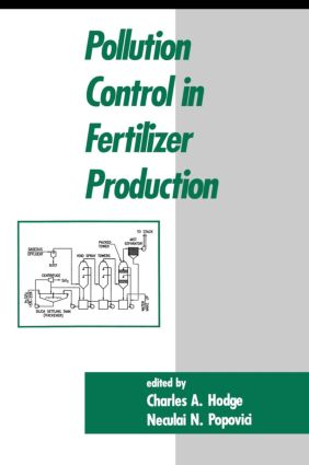 Pollution Control in Fertilizer Production book cover