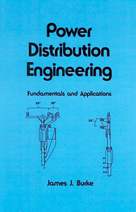 Power Distribution Engineering: Fundamentals and Applications, 1st Edition (Hardback) book cover