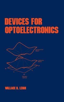 Devices for Optoelectronics: 1st Edition (Hardback) book cover