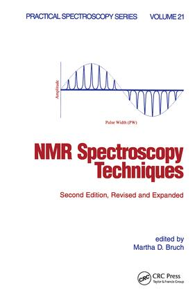 NMR Spectroscopy Techniques book cover