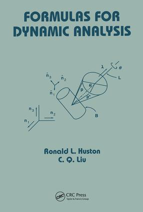 Formulas for Dynamic Analysis: 1st Edition (Hardback) book cover