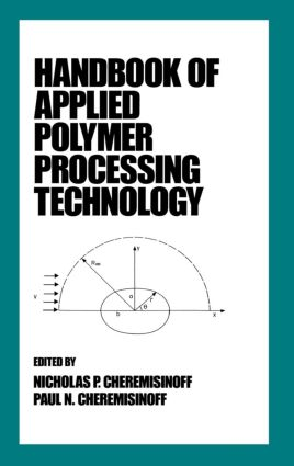 Handbook of Applied Polymer Processing Technology: 1st Edition (Hardback) book cover