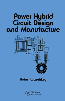 Power Hybrid Circuit Design & Manufacture