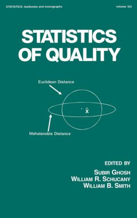 Statistics of Quality (Hardback) book cover